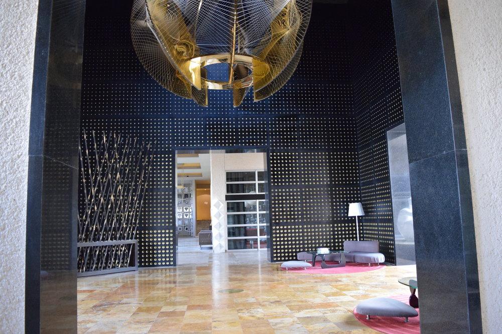 Paradisus Playa - La Perla Lobby - Destination Event Planner- Lunasa Events