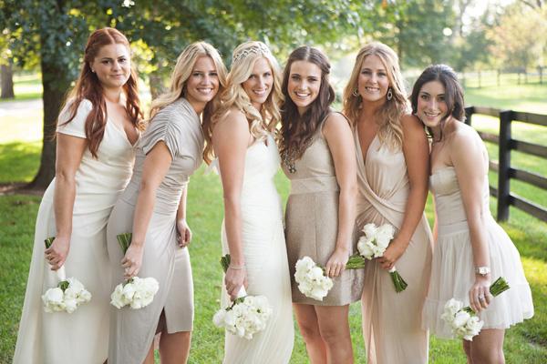 Southern Weddings - Private Farm Kentucky Wedding