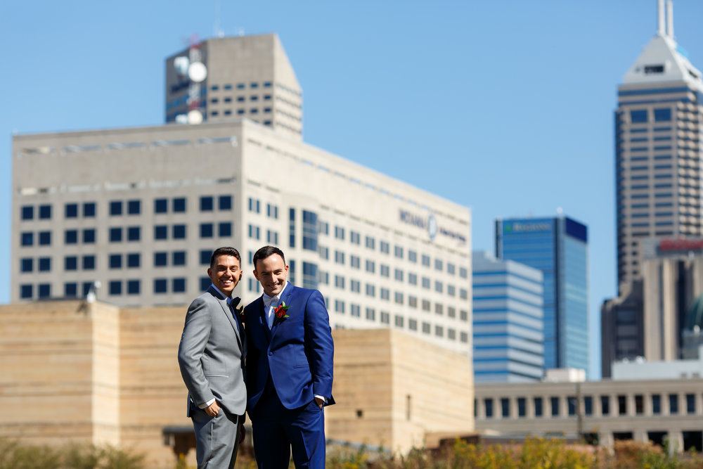 Ross + David - Indianapolis, Indiana