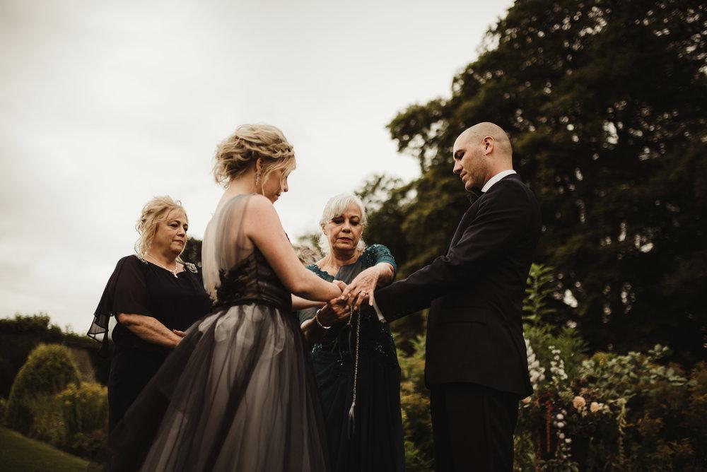 Lunasa Events Irish Wedding Planner