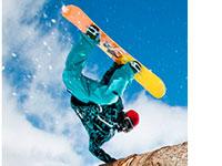Danny Tourmarkine, Professional snowboarder