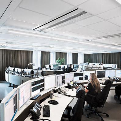 SJ Control Centre