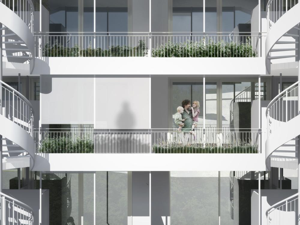 Elevator Apartments