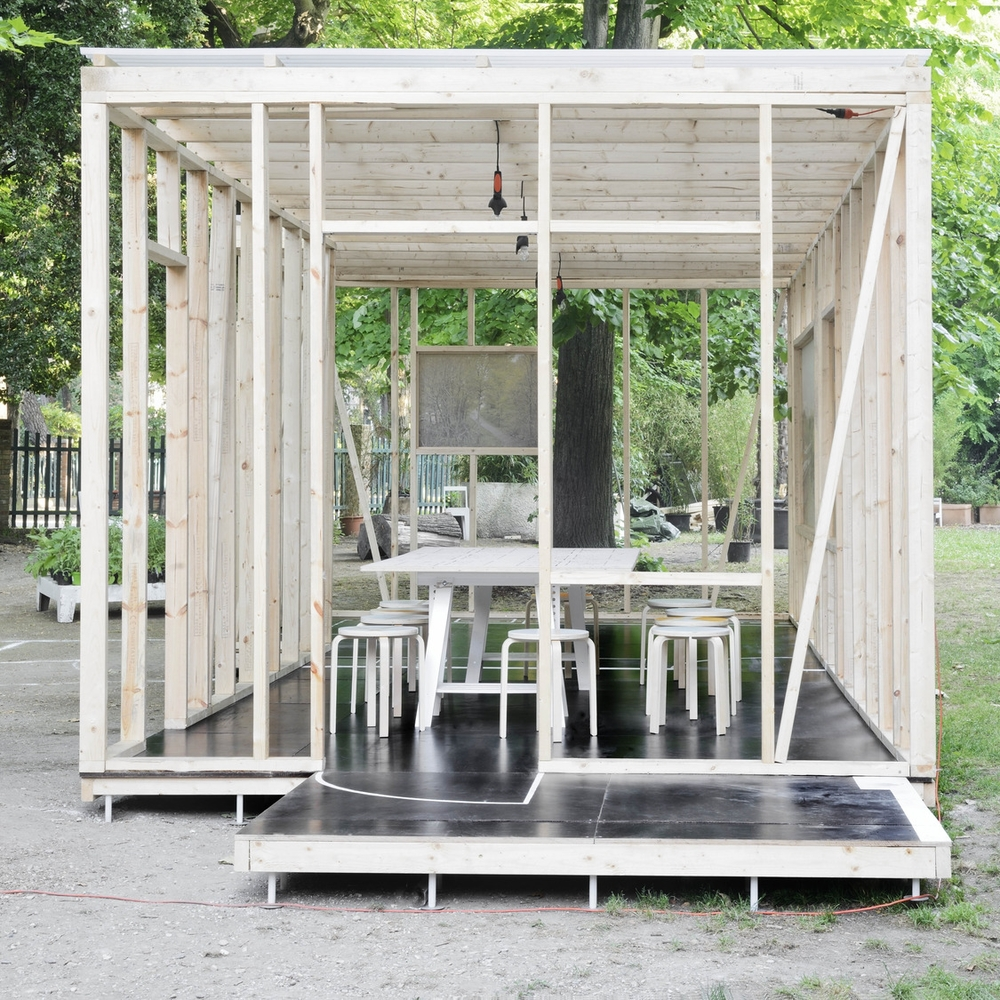 The Fittja Pavilion / Venice 2014