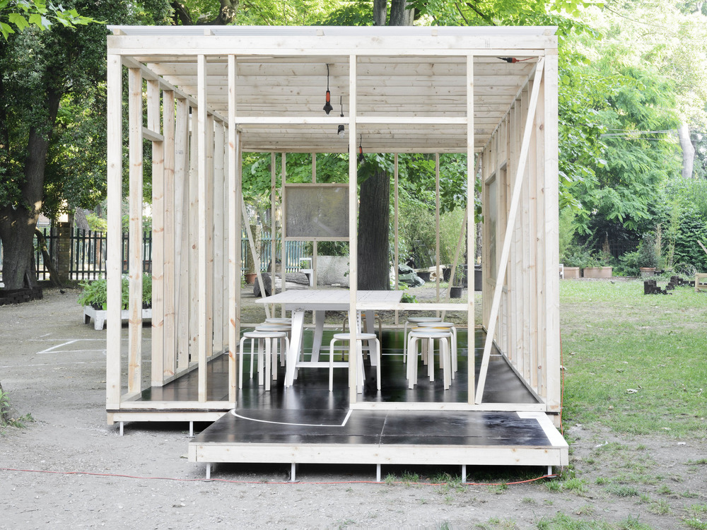 The Fittja Pavilion