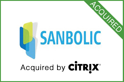 Sold to  Citrix     Hyperscale architecture solutions for data centers