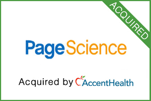 Sold to  AccentHealth     Page-level ad targeting platform