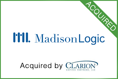 Sold to Clarion Capital Partners Lead gen ad serving and inventory management