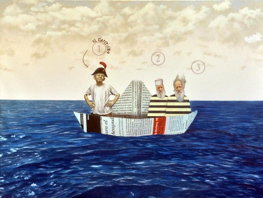 Un Tercio de Mar