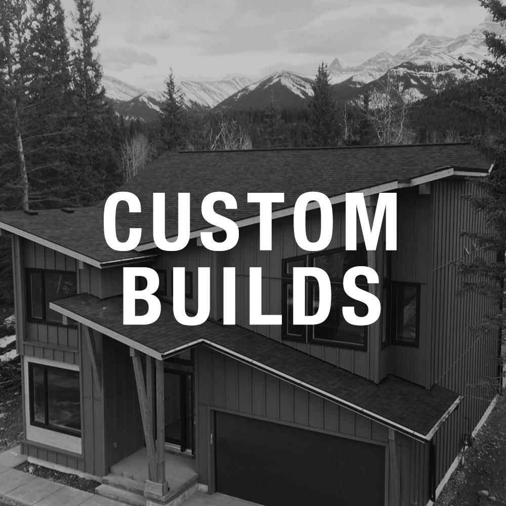 BUTTERWICK - CUSTOM BUILDS