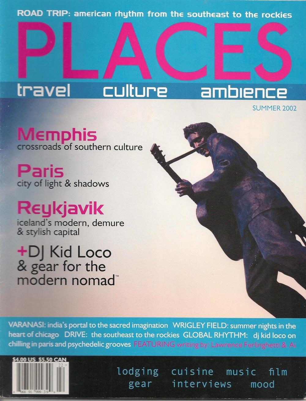 Places Memphis cover