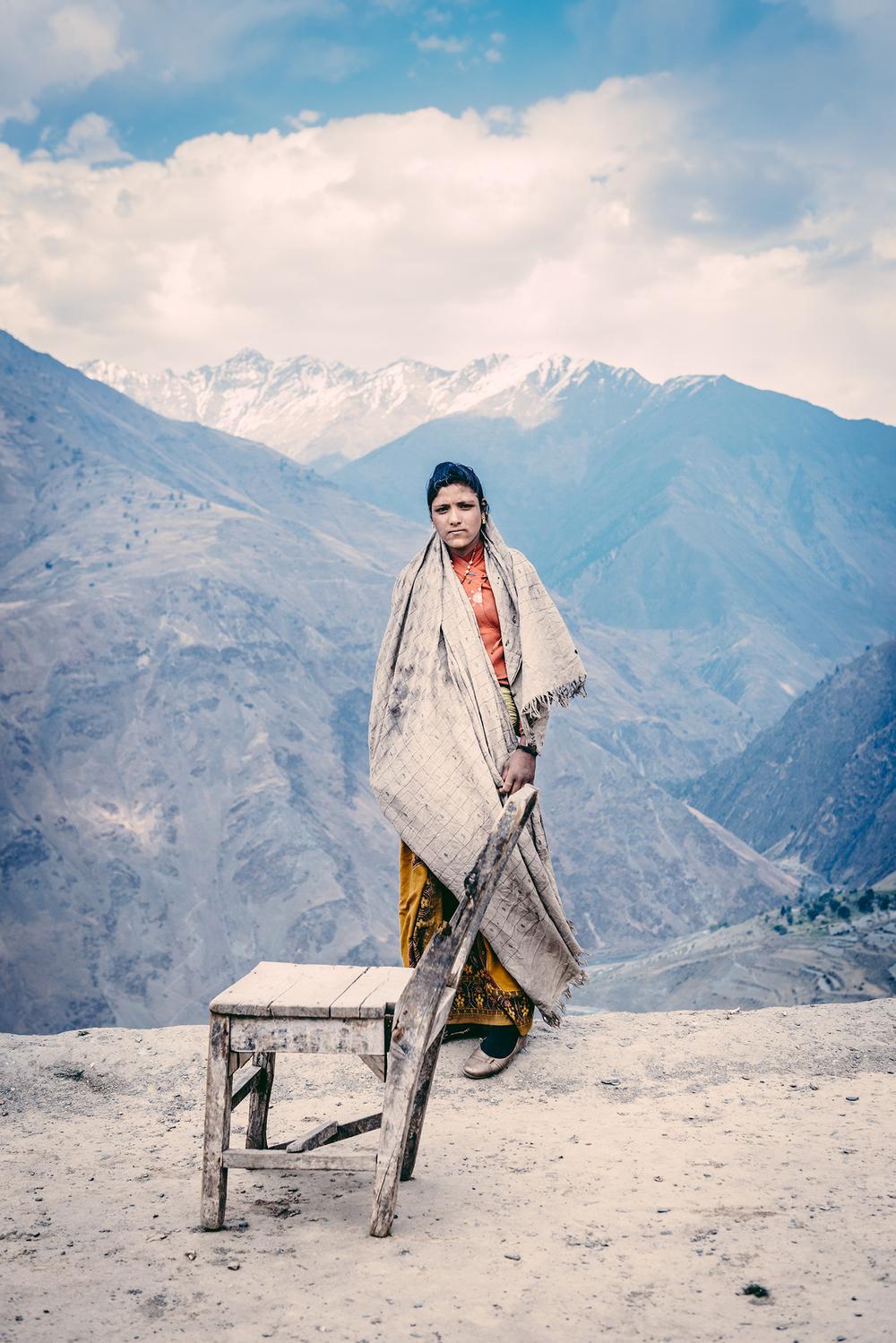 photos from trekking in Dolpo region in Nepal