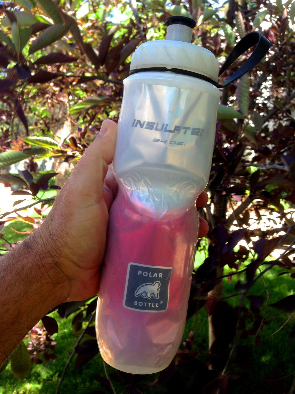 Take home a piece of Boulder with a Polar Bottle