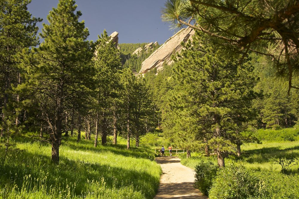 Chautauqua Trail Boulder