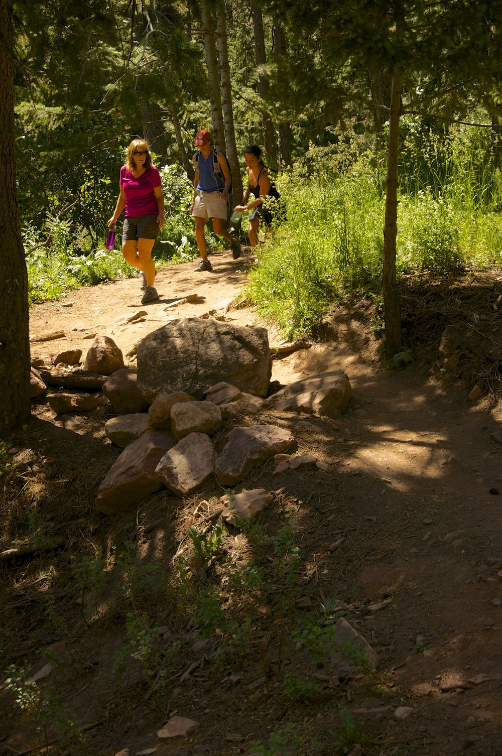 Flatirons Trail Boulder