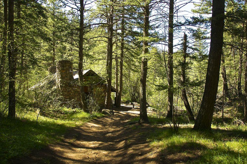 Ranger Trail, Boulder Colorado easy hiking trail