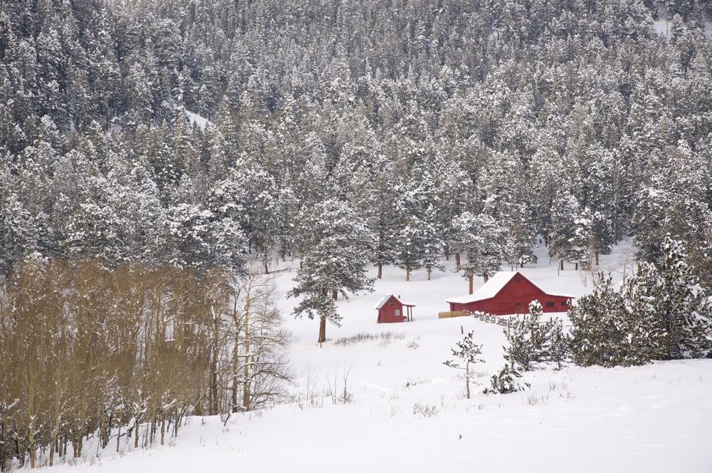 Caribou Ranch Boulder