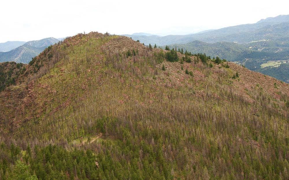 South Boulder Peak