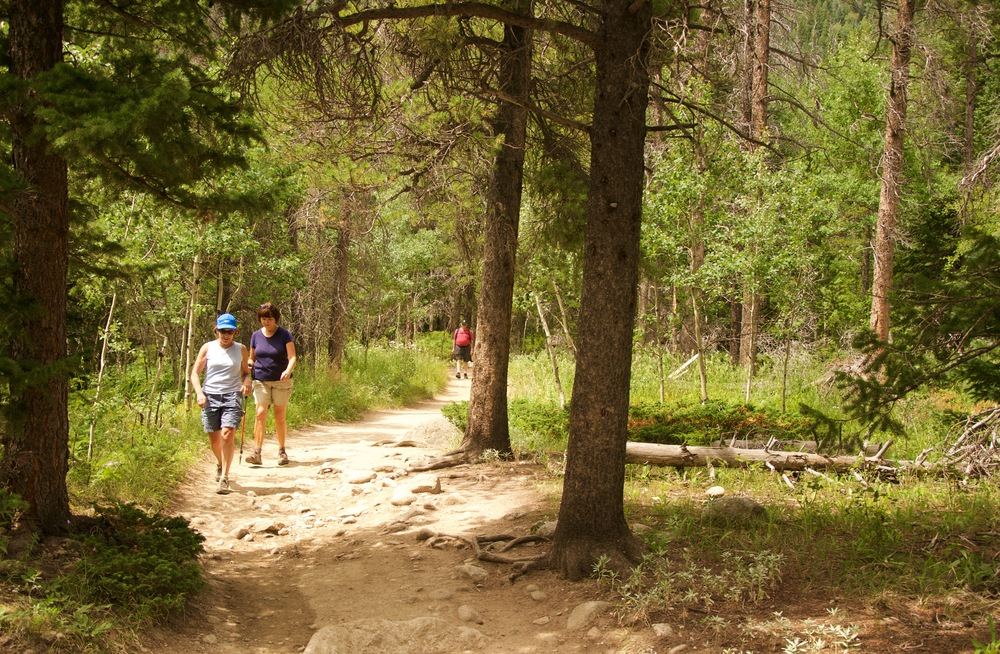Wild Basin Trail 1