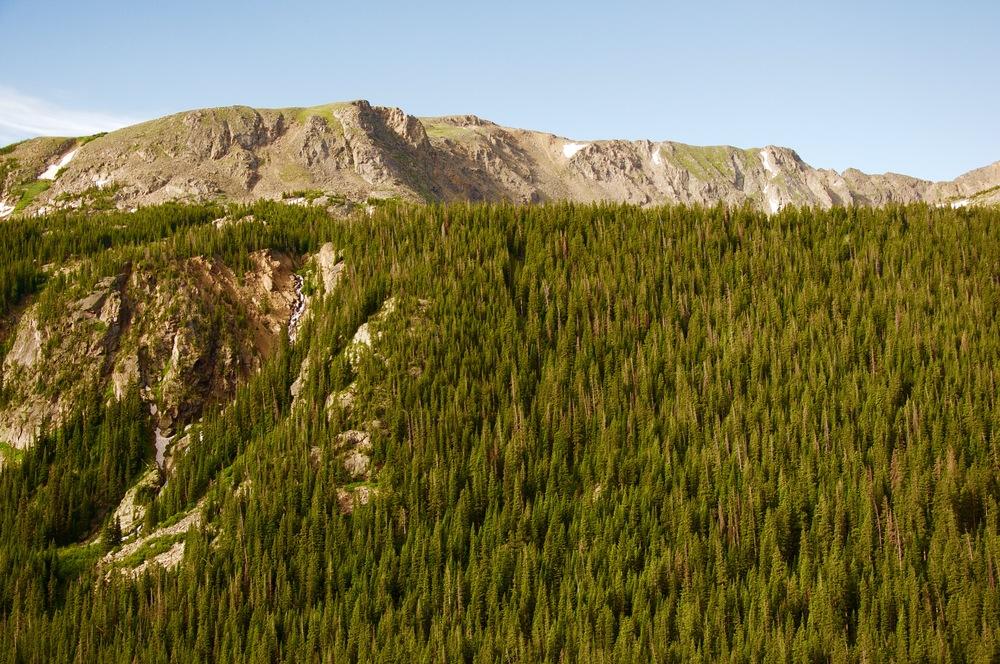 Diamond Lake Trail
