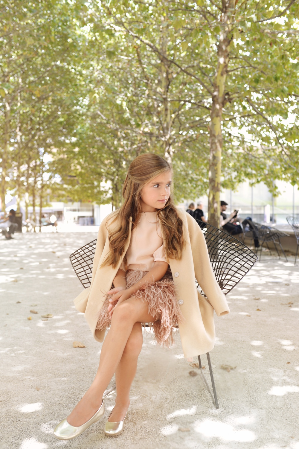 Enfant Street Style by Gina Kim Photography Pale Cloud