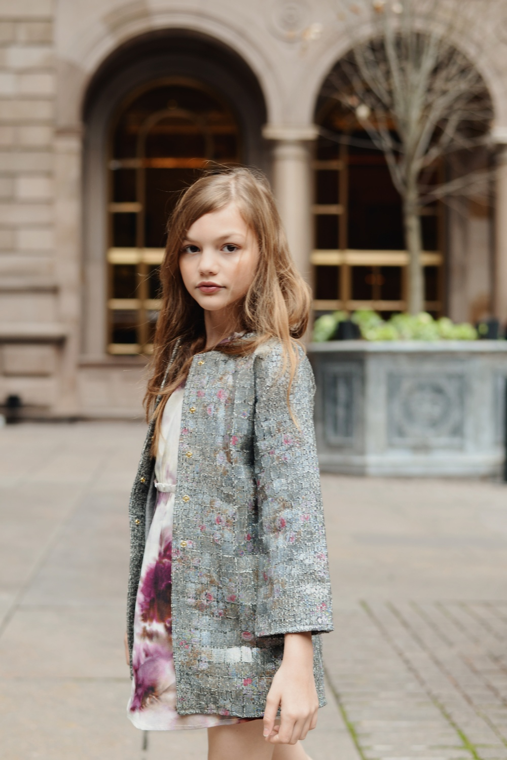 Enfant Street Style by Gina Kim Photography Lamantine Paris