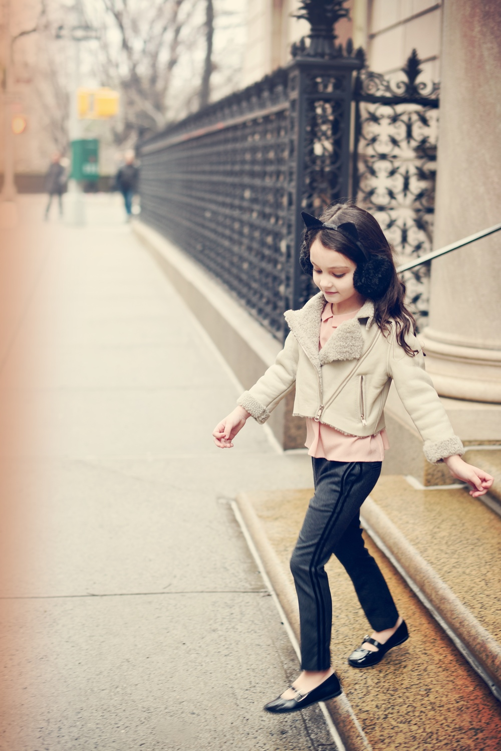 Enfant Street Style by Gina Kim Photography Marie Chantal