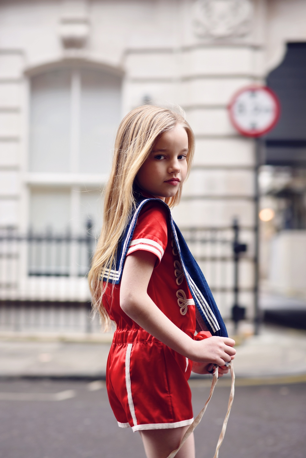 Enfant Street Style by Gina Kim Photography Stella McCartney Kids