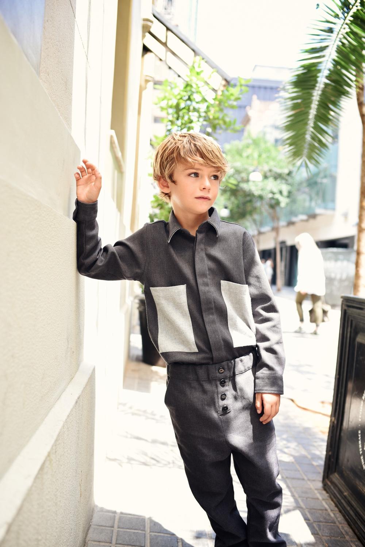 Enfant Street Style by Gina Kim Photography Motoreta