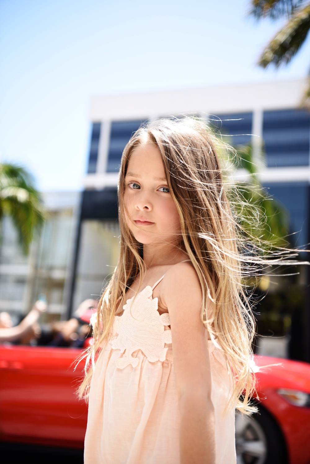 Enfant Street Style by Gina Kim Photography Chloe girls
