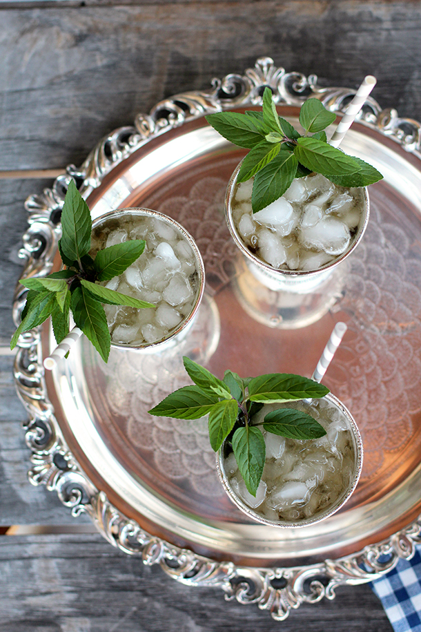 Mint Julep from Camille Styles