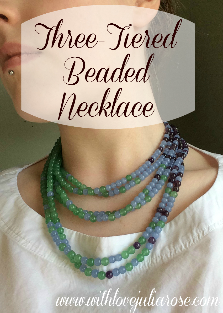 Tiered Necklace Main Image