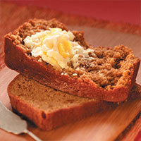 Bruce's Sweet Potato Bread