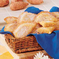Bruce's Sweet Potato Empanadas