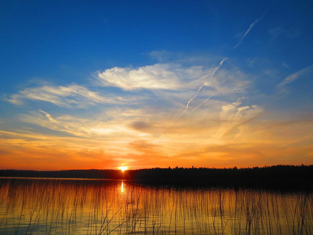 BWCA Sunset