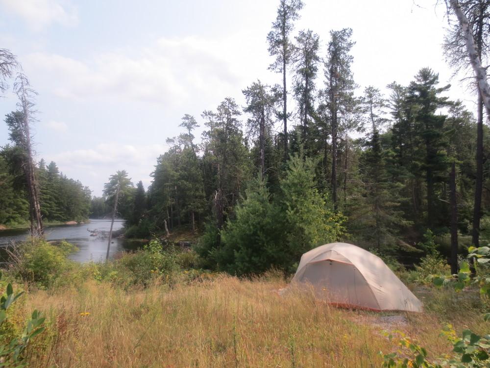 BWCA Camping