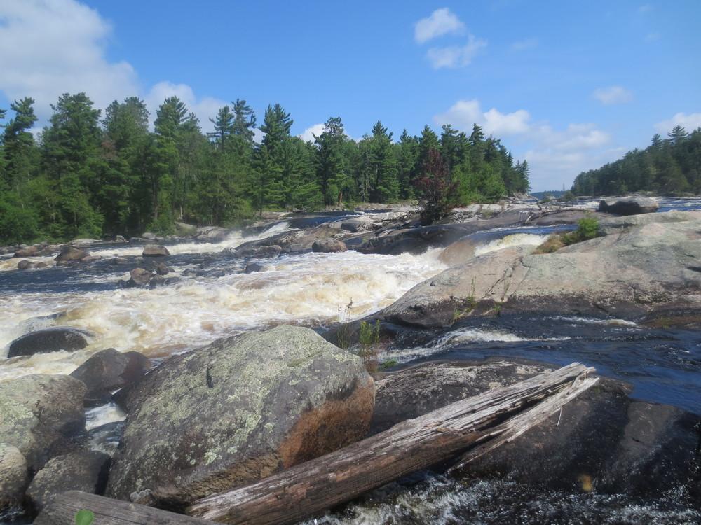 BWCA Waterfall