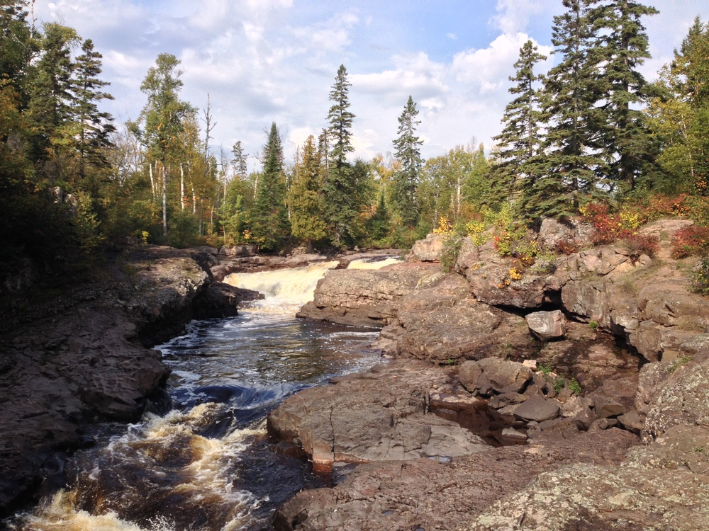 Wilderness of Temperance River State Park