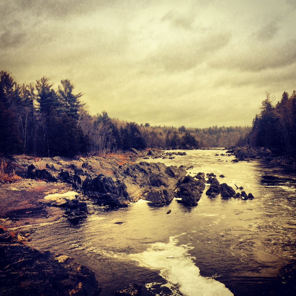 The Rapids of the St. Louis River