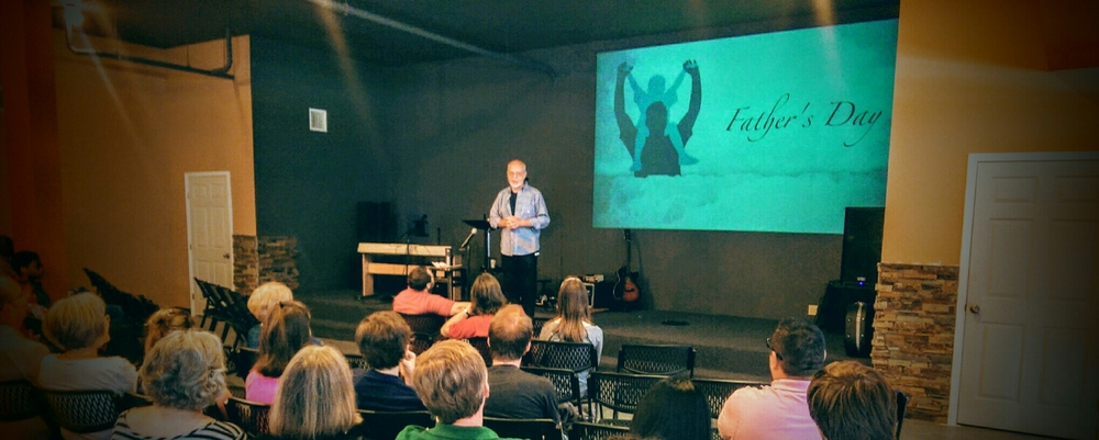 Jim sharing the heart of the Father and God's heart for us to walk in the kind of fatherhood God has called us to.