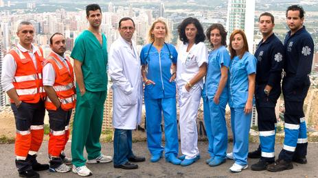 Benidorm ER, TV Series [Channel 5]