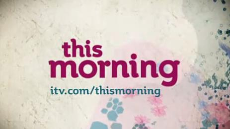 This Morning, TV Series [ITV]