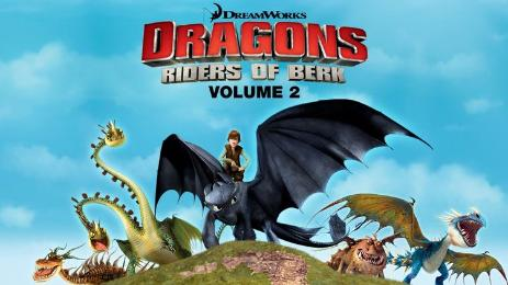 Dragons: Riders Of Berk, TV Series [International]