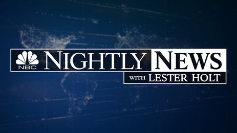 NBC Nightly News, News Broadcast [NBC]