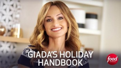 Giada's Holiday Handbook, TV Series [Food Network]