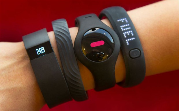 A wrist full of wearables (www.sportforbusiness.com)
