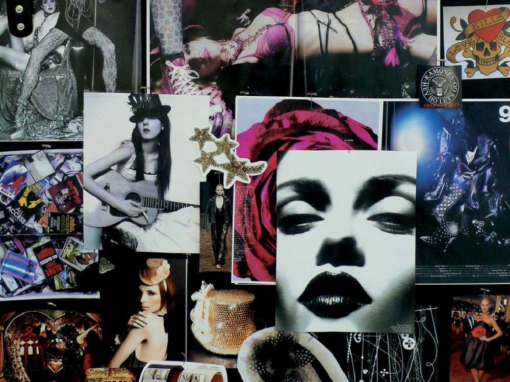 Mood board / inspiration
