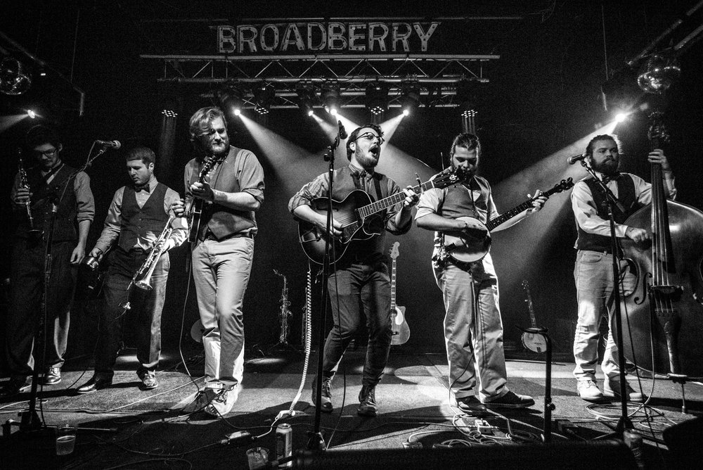 Dharma Bombs at The Broadberry