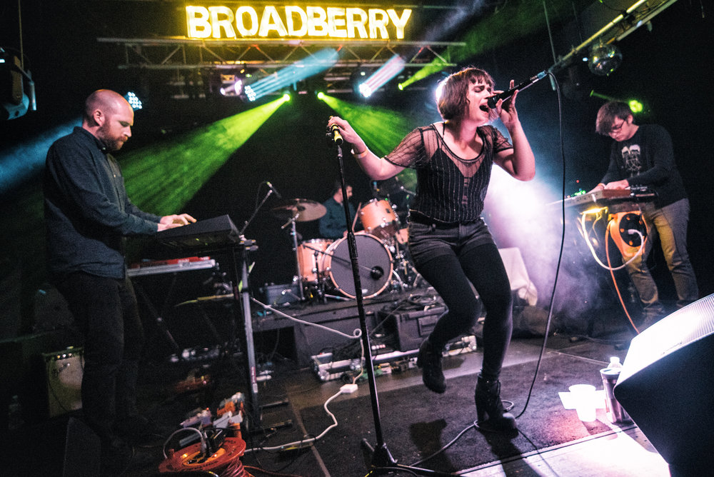 Anousheh at The Broadberry