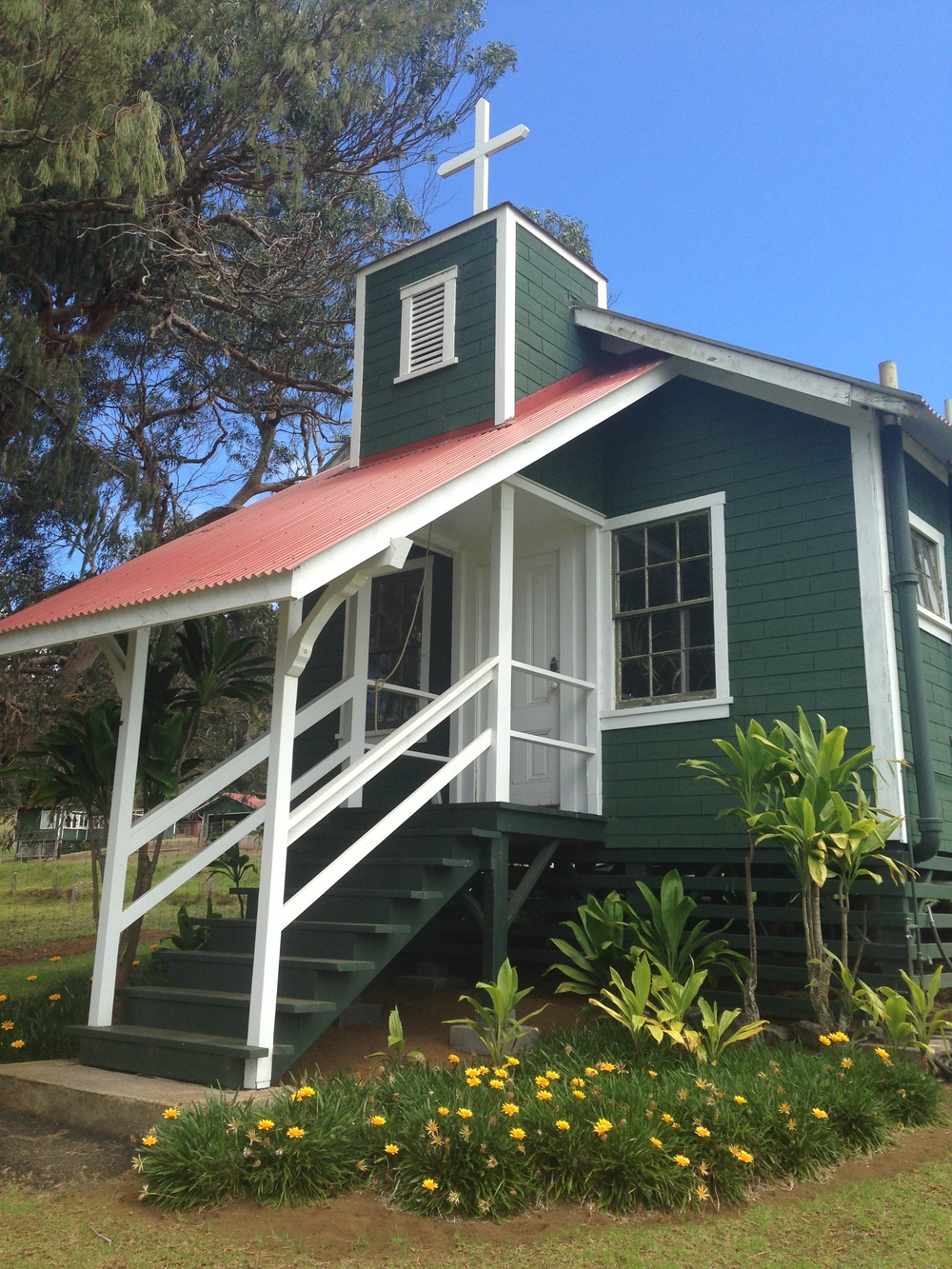 Kahua Ranch Chapel